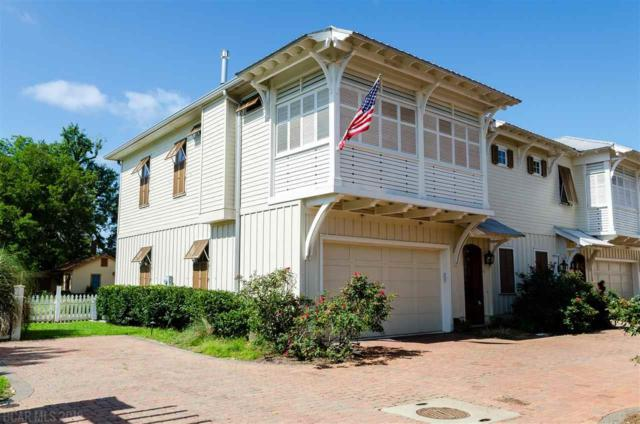 10 Downtown Founders Lane #10, Fairhope, AL 36532 (MLS #270664) :: Karen Rose Real Estate