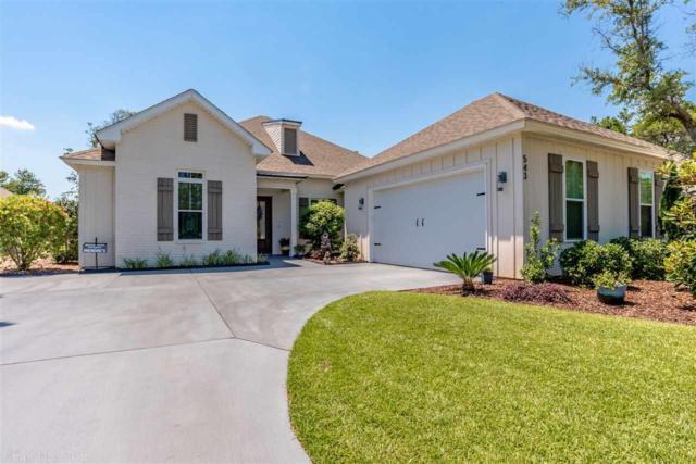 543 Retreat Lane, Gulf Shores, AL 36542 (MLS #270778) :: Karen Rose Real Estate