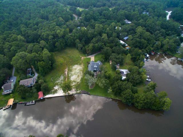 0 River Drive, Fairhope, AL 36532 (MLS #271033) :: Elite Real Estate Solutions
