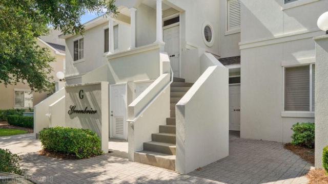 200 Peninsula Blvd G202, Gulf Shores, AL 36542 (MLS #271258) :: ResortQuest Real Estate