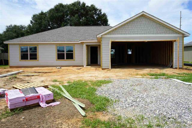 258 Lakefront Circle, Summerdale, AL 36580 (MLS #271299) :: Elite Real Estate Solutions