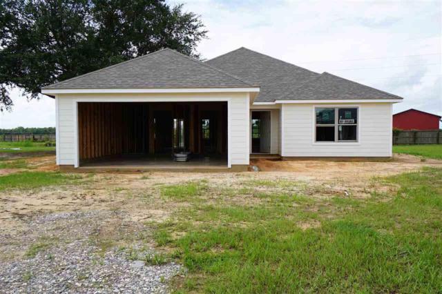264 Lakefront Circle, Summerdale, AL 36580 (MLS #271303) :: Elite Real Estate Solutions