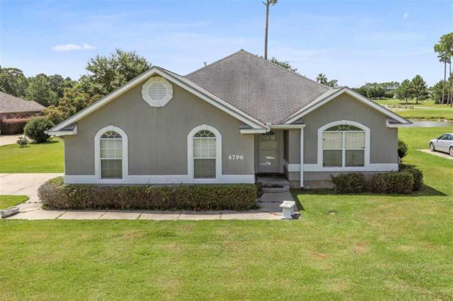 4796 Easy St, Orange Beach, AL 36561 (MLS #271631) :: Ashurst & Niemeyer Real Estate