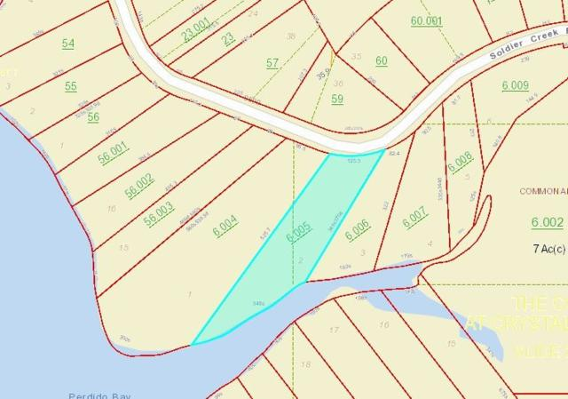 Soldier Creek Rd, Lillian, AL 36549 (MLS #271710) :: Elite Real Estate Solutions