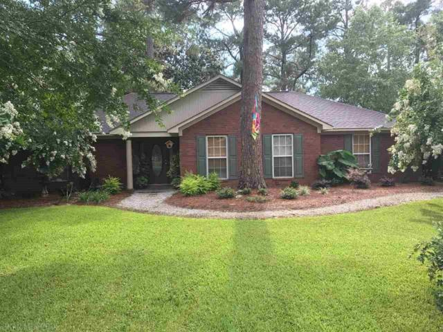 21901 2nd Street, Silverhill, AL 36576 (MLS #271851) :: Jason Will Real Estate