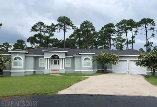 4805 Pine Court, Orange Beach, AL 36561 (MLS #271894) :: Gulf Coast Experts Real Estate Team