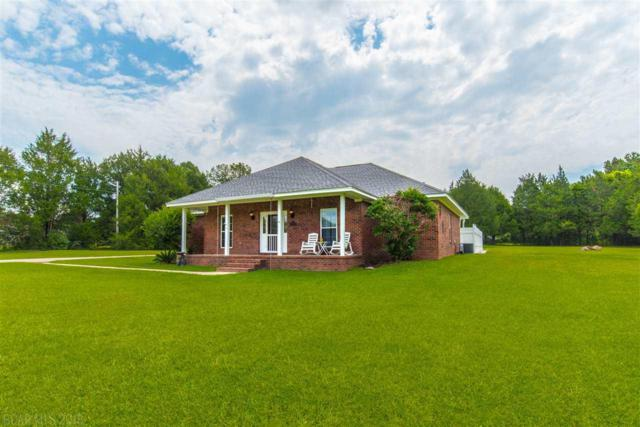37238 Wright Dr, Bay Minette, AL 36507 (MLS #272126) :: Elite Real Estate Solutions