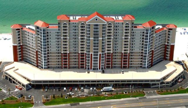 455 E Beach Blvd #1507, Gulf Shores, AL 36542 (MLS #272170) :: Gulf Coast Experts Real Estate Team