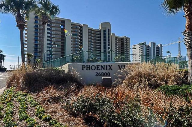 26800 Perdido Beach Blvd 704 P-6, Orange Beach, AL 36561 (MLS #272403) :: Jason Will Real Estate