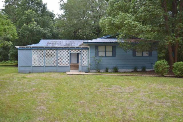 16300 County Road 54, Silverhill, AL 36576 (MLS #272500) :: Jason Will Real Estate