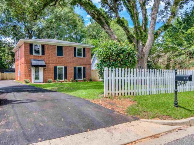 812 Henckley Ave, Mobile, AL 36609 (MLS #272608) :: Elite Real Estate Solutions