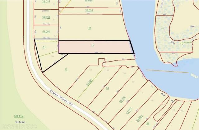 0 Clarke Ridge Road, Foley, AL 36535 (MLS #273381) :: Elite Real Estate Solutions
