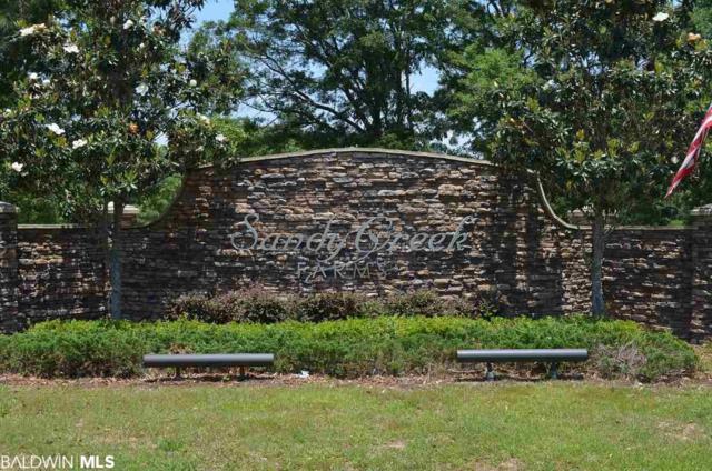 0 Balsam Creek Drive, Elberta, AL 36530 (MLS #273705) :: Elite Real Estate Solutions