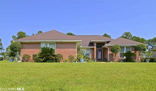 9465 Clubhouse Drive, Foley, AL 36535 (MLS #273755) :: Coldwell Banker Coastal Realty