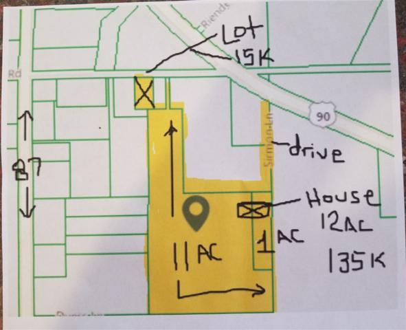 26180 Joe Foley Road, Robertsdale, AL 36567 (MLS #273773) :: Elite Real Estate Solutions
