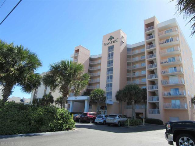 1117 W Beach Blvd #208, Gulf Shores, AL 36542 (MLS #273919) :: The Premiere Team