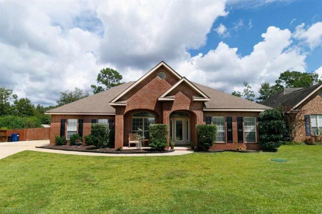 3810 E Torrington Drive, Semmes, AL 36575 (MLS #274037) :: Elite Real Estate Solutions