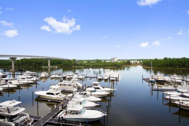 4851 Wharf Pkwy #411, Orange Beach, AL 36561 (MLS #274136) :: JWRE Mobile