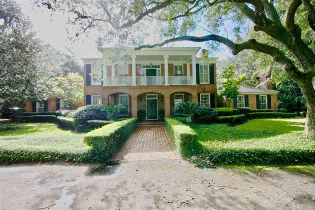 18096 Woodland Drive, Fairhope, AL 36564 (MLS #274454) :: Elite Real Estate Solutions