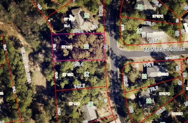 2711 Manuel Dr, Lillian, AL 36549 (MLS #274502) :: Gulf Coast Experts Real Estate Team