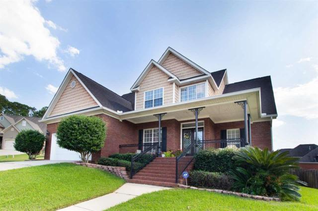 7181 Bradshaw Court, Mobile, AL 36695 (MLS #274675) :: Gulf Coast Experts Real Estate Team