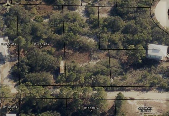 0 Bonita Lane, Gulf Shores, AL 36542 (MLS #274958) :: Elite Real Estate Solutions