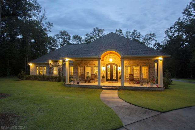 9501 S Magnolia Downs, Mobile, AL 36695 (MLS #275062) :: Elite Real Estate Solutions