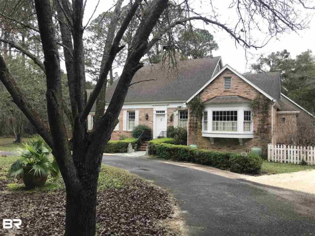 18302 Woodland Drive, Fairhope, AL 36532 (MLS #275117) :: Elite Real Estate Solutions