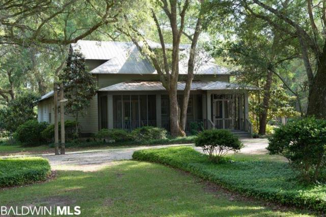 15177 Sweet Olive Circle, Magnolia Springs, AL 36555 (MLS #275191) :: JWRE Mobile