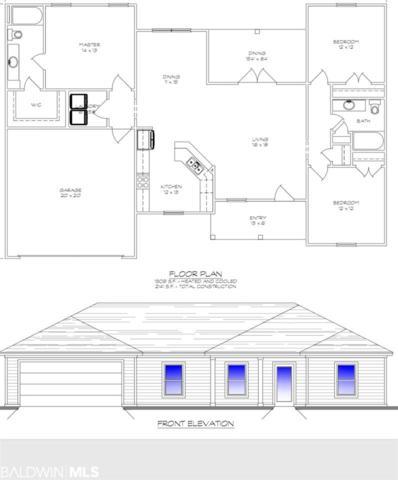 142 Plantation Circle, Summerdale, AL 36580 (MLS #275462) :: Gulf Coast Experts Real Estate Team