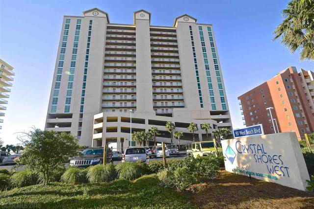 931 W Beach Blvd #906, Gulf Shores, AL 36542 (MLS #275808) :: Jason Will Real Estate