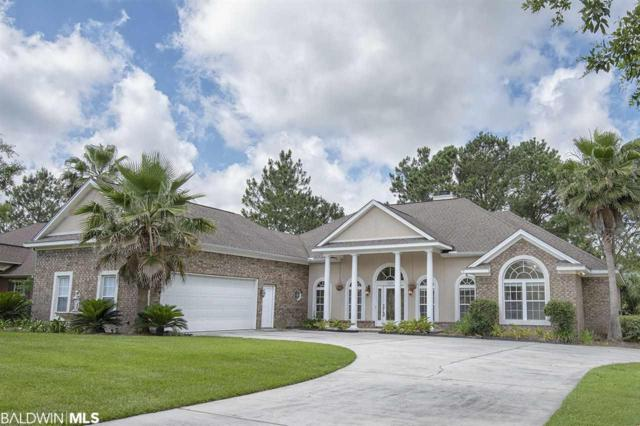 22878 Carnoustie Drive, Foley, AL 36535 (MLS #276060) :: Coldwell Banker Coastal Realty
