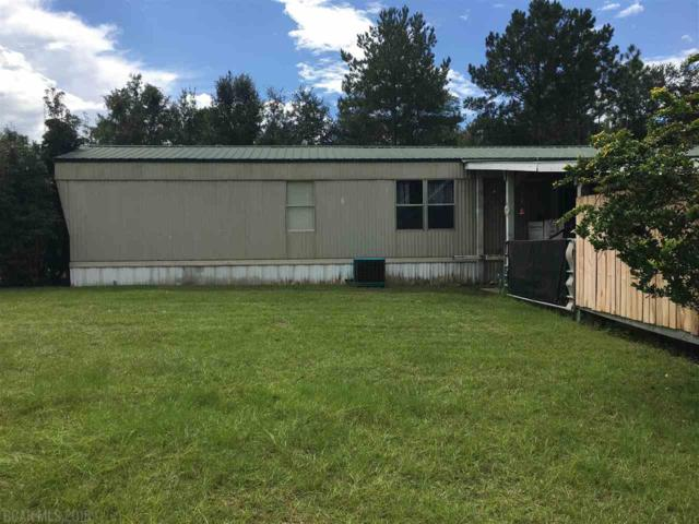 12341 Pleasant View Lane, Foley, AL 36535 (MLS #276114) :: Jason Will Real Estate