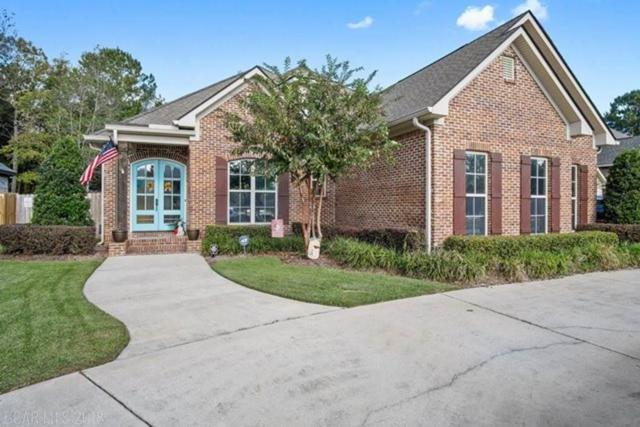 4082 Leighton Place Drive, Mobile, AL 36693 (MLS #276182) :: Elite Real Estate Solutions