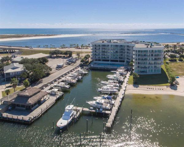 27501 Perdido Beach Blvd #607, Orange Beach, AL 36561 (MLS #276339) :: Elite Real Estate Solutions