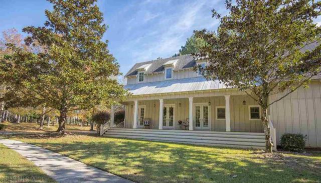 15179 Nettle Oak Circle, Magnolia Springs, AL 36555 (MLS #276430) :: The Dodson Team