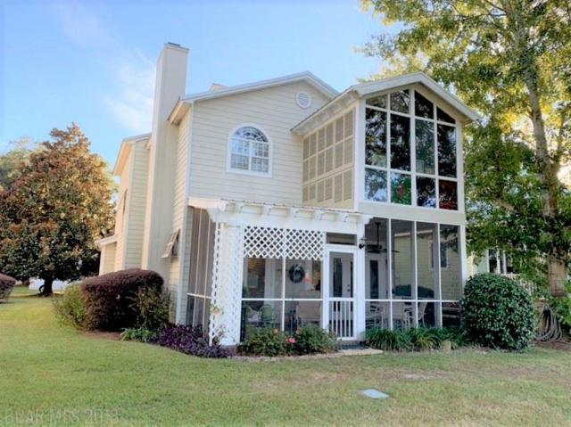 216 W Canal Drive #6, Gulf Shores, AL 36542 (MLS #276540) :: Coldwell Banker Coastal Realty