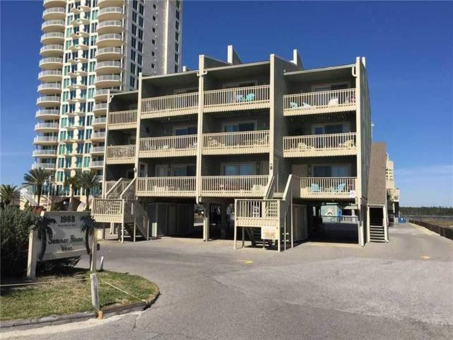 1988 W Beach Blvd B206, Gulf Shores, AL 36542 (MLS #276620) :: The Premiere Team