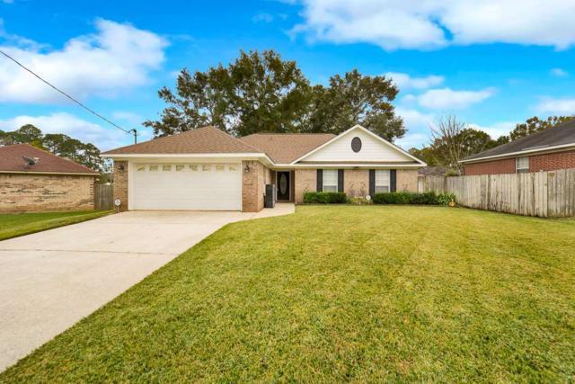 6918 Hidden Pines Drive, Theodore, AL 36582 (MLS #277169) :: Elite Real Estate Solutions
