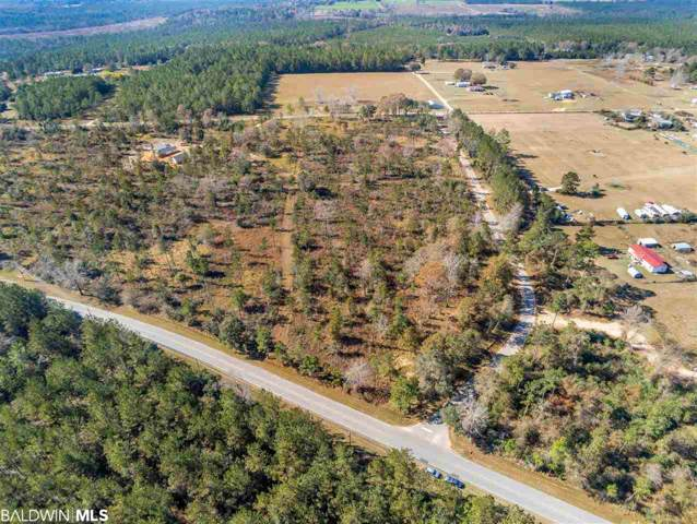 0 County Road 64, Robertsdale, AL 36567 (MLS #277207) :: Gulf Coast Experts Real Estate Team