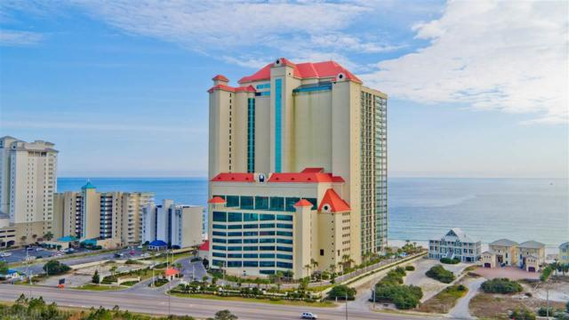 23972 Perdido Beach Blvd #1404, Orange Beach, AL 36561 (MLS #277210) :: The Premiere Team