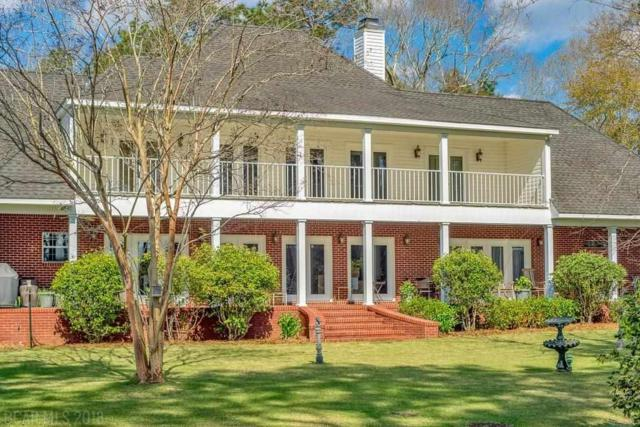 3651 W Lakefront Drive, Mobile, AL 36695 (MLS #277242) :: Jason Will Real Estate