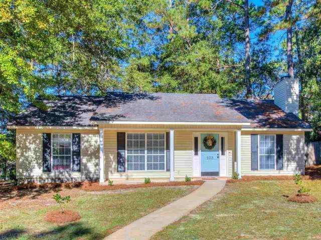 103 Paige Circle, Daphne, AL 36526 (MLS #277491) :: Jason Will Real Estate