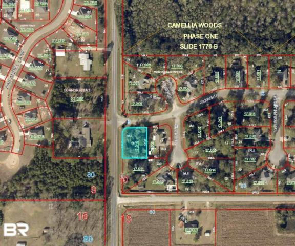 Lot 18 Camellia Drive, Silverhill, AL 36576 (MLS #277647) :: Elite Real Estate Solutions