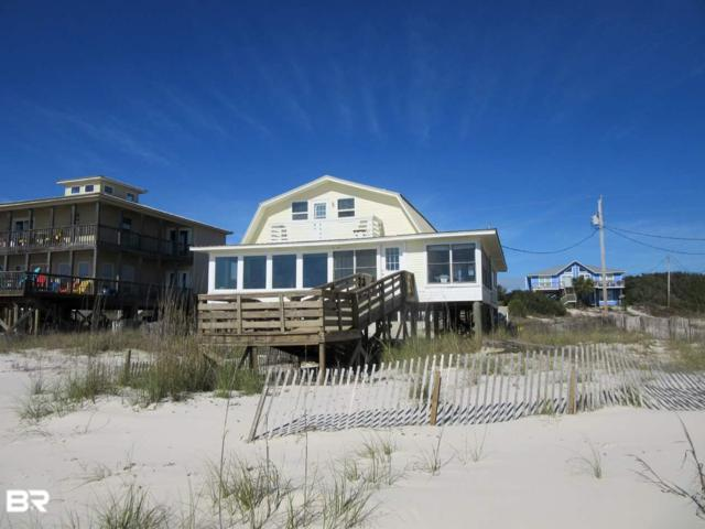 6934 Beach Shore Drive, Gulf Shores, AL 36542 (MLS #277650) :: Coldwell Banker Coastal Realty