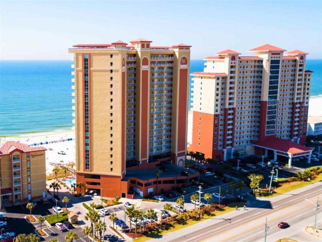 401 E Beach Blvd #1304, Gulf Shores, AL 36542 (MLS #277740) :: The Kim and Brian Team at RE/MAX Paradise