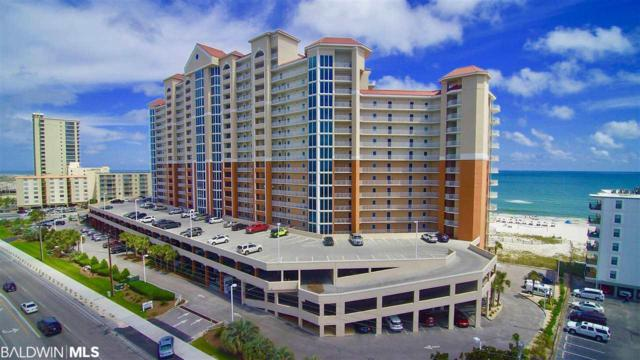 455 E Beach Blvd #1402, Gulf Shores, AL 36542 (MLS #277745) :: Gulf Coast Experts Real Estate Team
