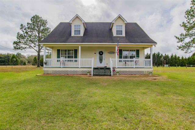 25734 County Road 38, Summerdale, AL 36580 (MLS #277751) :: Elite Real Estate Solutions