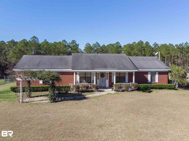 21897 Palomino Circle, Robertsdale, AL 36567 (MLS #278123) :: Elite Real Estate Solutions