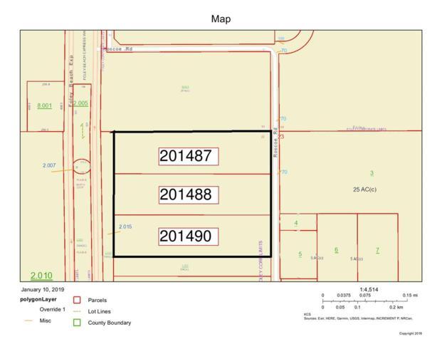 0 Roscoe Rd, Gulf Shores, AL 36542 (MLS #278216) :: Jason Will Real Estate